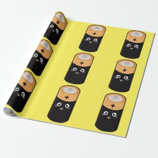 Batterie de Kawaii Papiers Cadeaux Noël