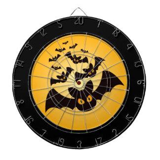 Battes éffrayantes de Halloween Cible De Fléchettes
