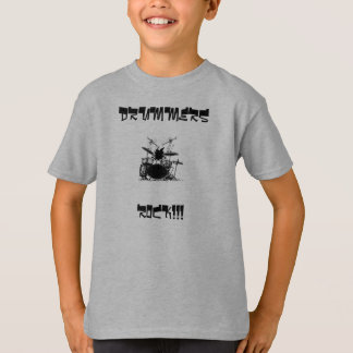Batteur, BATTEURS, ROCHE ! ! ! T-shirt