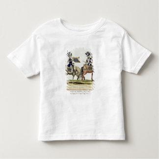 Batteur et trompettiste turcs t-shirt pour les tous petits