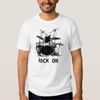 Batteur, ROCHE DESSUS T-shirt