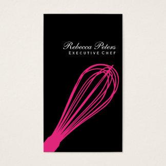 Battez le maître culinaire de la variation | cartes de visite