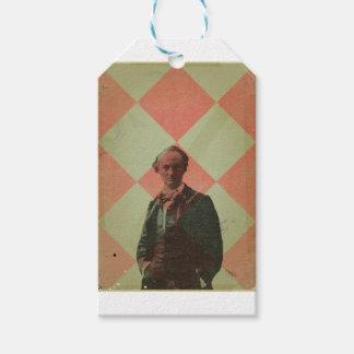 Baudelaire Étiquettes-cadeau