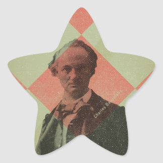 Baudelaire Sticker Étoile