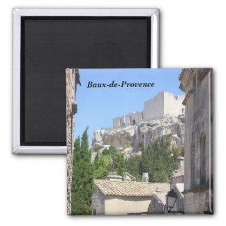 Baux-de-Provence - Magnets Pour Réfrigérateur