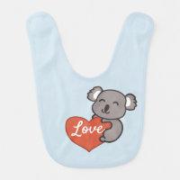 Amour de koala