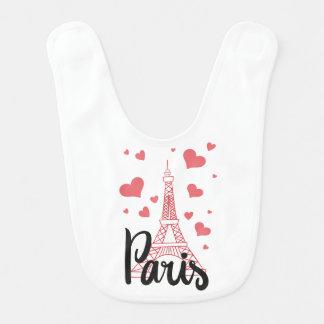 Bavoir Bébé Paris