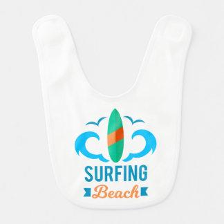 Bavoir Bébé Surf