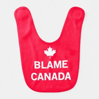 Bavoir Blâme Canada