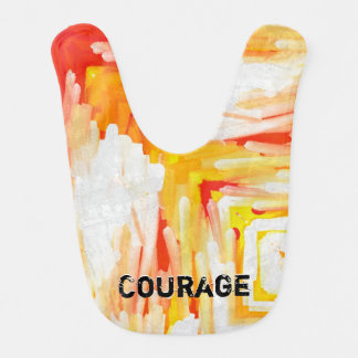 Bavoir Courage LM
