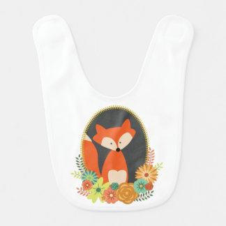 Bavoir de fantaisie de bébé de Fox
