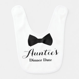 Bavoir Dinner Date de tante