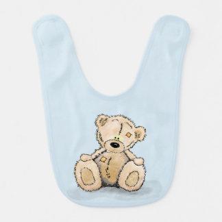 Bavoir d'ours de nounours de bébé