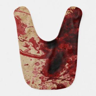 Bavoir Éclaboussure de sang
