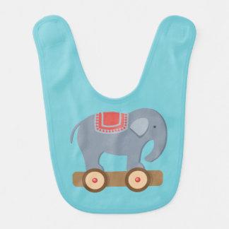 Bavoir Éléphant de jouet