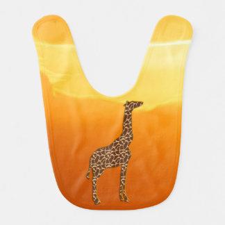Bavoir Girafe 2