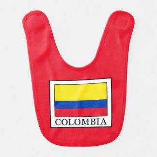 Bavoir La Colombie