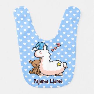 Bavoir Lama de pyjama