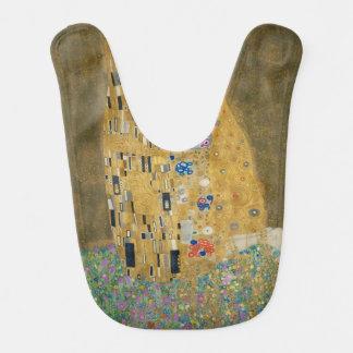 Bavoir Le baiser - Gustav Klimt