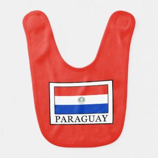 Bavoir Le Paraguay