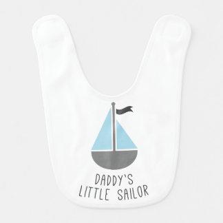 Bavoir Le petit marin du papa