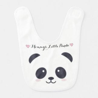 Bavoir Mommy's Little panda