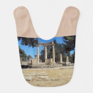 Bavoir Olympia antique - Péloponnèse