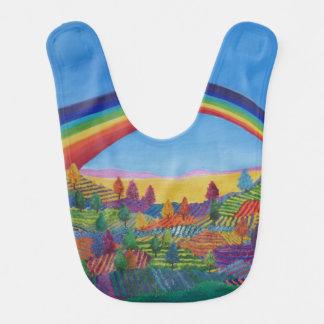 Bavoir Rainbow