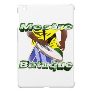 BBaC Shirt Mestre Batuc Samba Batucada Brasil Coque Pour iPad Mini