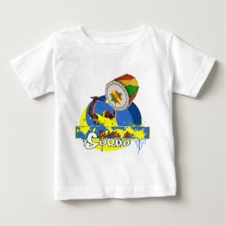 BBaC-Shirt-Surdo T-shirt Pour Bébé