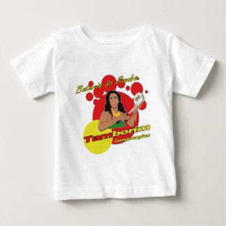 BBaC Shirt Tamborim T-shirt Pour Bébé