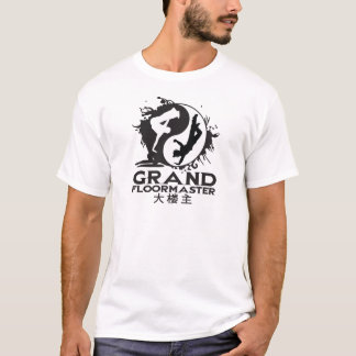 Bboy Floormaster_Blk grand T-shirt