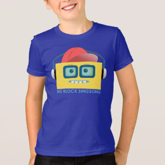 BBSS bat le T-shirt des enfants