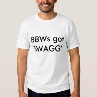 BBWs a obtenu SWAGG ! T-shirts