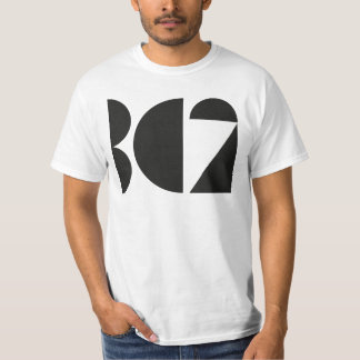 BC2 enregistre le T-shirt blanc des hommes