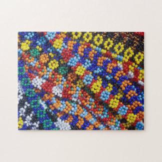 Beadwork, Melmoth, Kwazulu Natal, Afrique du Sud Puzzle