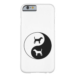 Beagle de Yin Yang Coque iPhone 6 Barely There