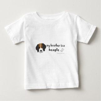 beagle t-shirt pour bébé