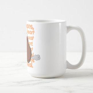 Bean_Heart_Poem Mug