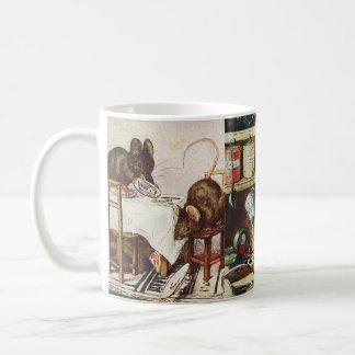 Beatrix Potter le conte tasse de deux de la