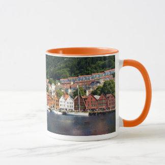 Beau Bergen, Norvège Mug