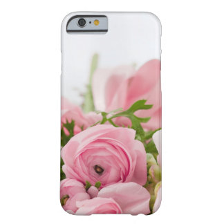 Beau bouquet rose coque iPhone 6 barely there