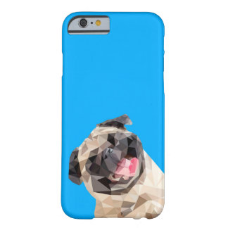 Beau chien de balais coque iPhone 6 barely there