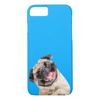 Beau chien de balais coque iPhone 7