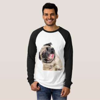Beau chien de balais t-shirt