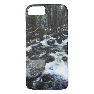 Beau coque iphone de parc national de Yosemite