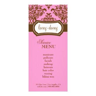 Beau Dovey chocolat de rose de carte de support de Cartons D'informations 10 Cm X 22,9 Cm