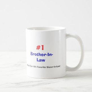 Beau-frère, (de votre 4ème soeur préférée… mug