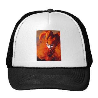 Beau harlequin casquette