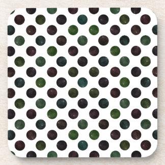 Beau motif de points XIII Dessous-de-verre